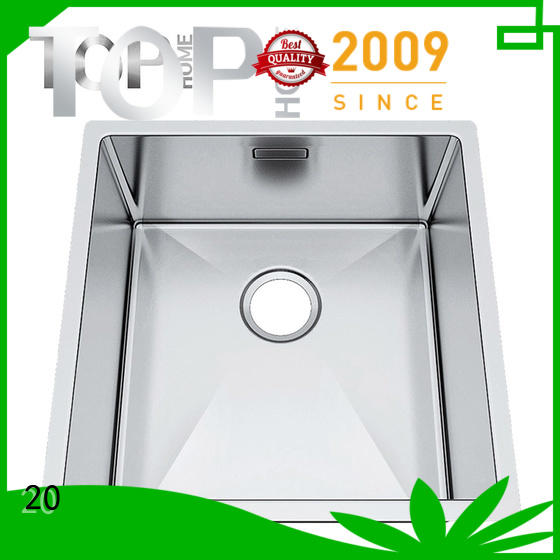 Top Home good quality commercial stainless steel sink durability kitchen