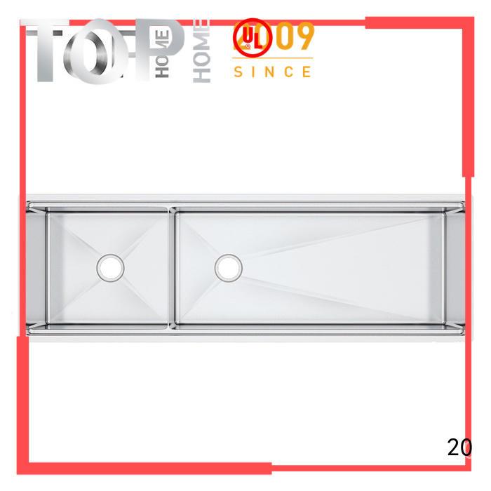 Top Home radius multifunction sink