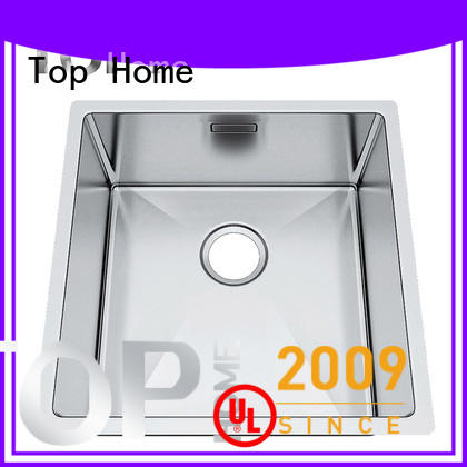 Top Home utility undermount kitchen sink highest quality restaurant