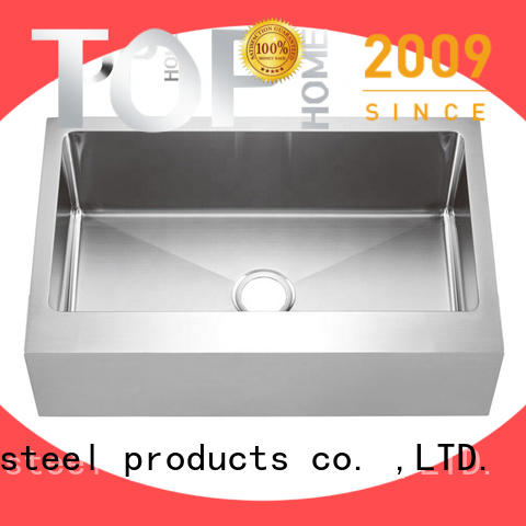 Top Home th3220a apron front sink easy cleanning for countertop