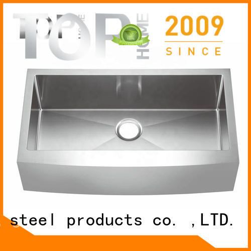 Top Home 1618g drop in apron sink for sale for countertop