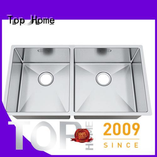 Top Home industrial stainless steel bar sink easy installation kitchen