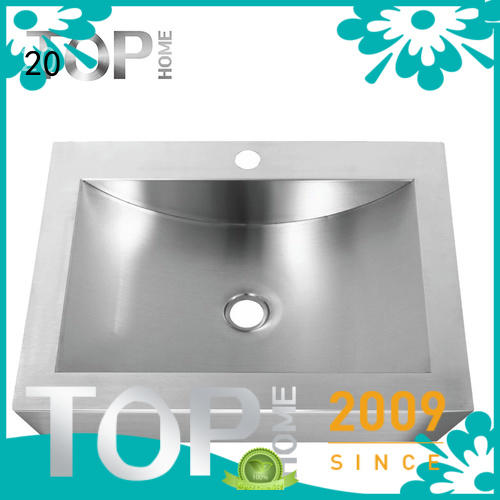 good quality stainless bathroom sink modern corner for toilet