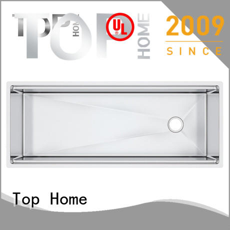 Top Home convenience under mount sink metal for restaurant