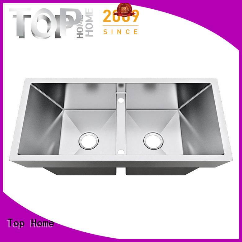 Top Home convenience stainless sink easy installation cook