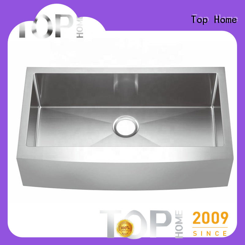 stainless farm sink inches durable for cooking