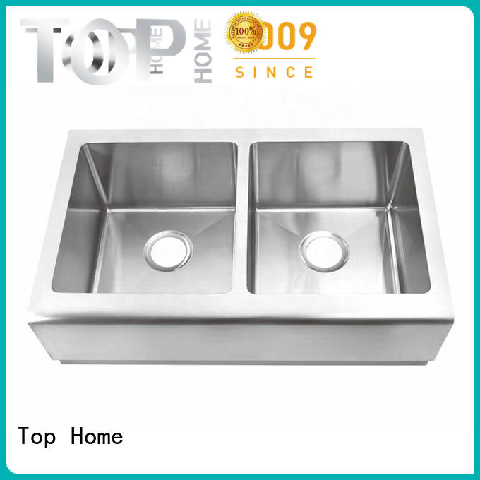 Top Home good quality kitchen apron sink durable for cooking