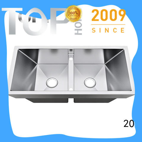 Double Bowls small kitchen sink 36inch online kitchen
