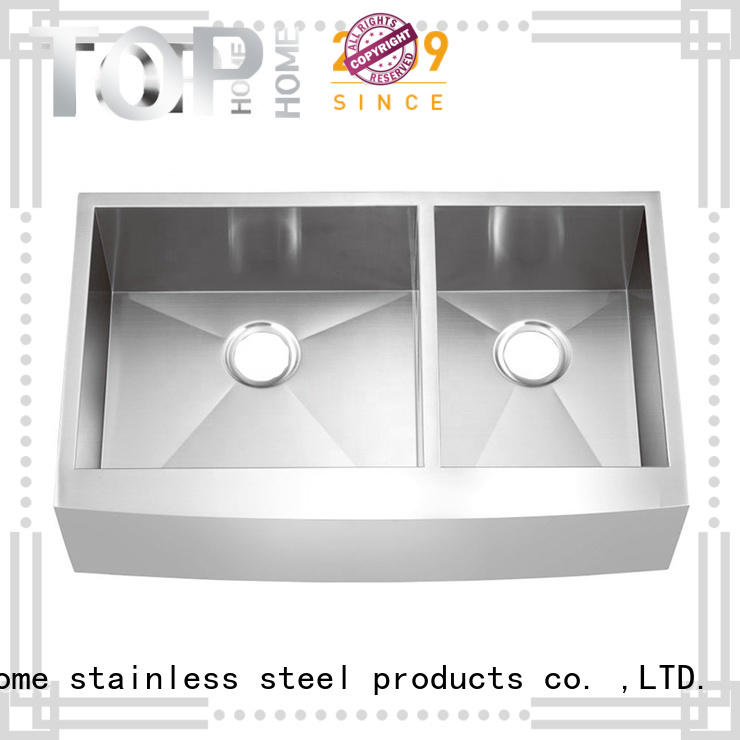 easy installation stainless apron sink skilled easy cleanning for kitchen