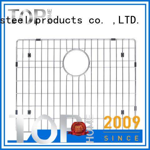 convenience stainless steel sink grid sink layout villa