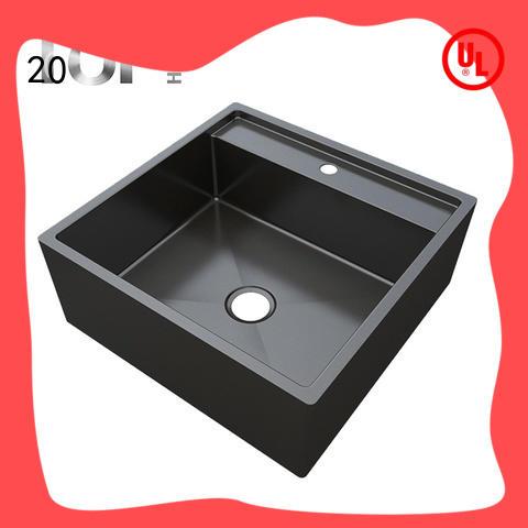 apron types of kitchen sinks colander double bowls for farmhouse