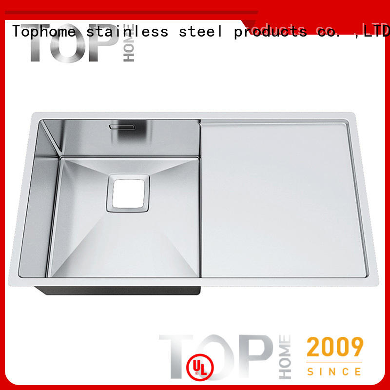 Top Home utility top mount stainless steel sink for sale kitchen