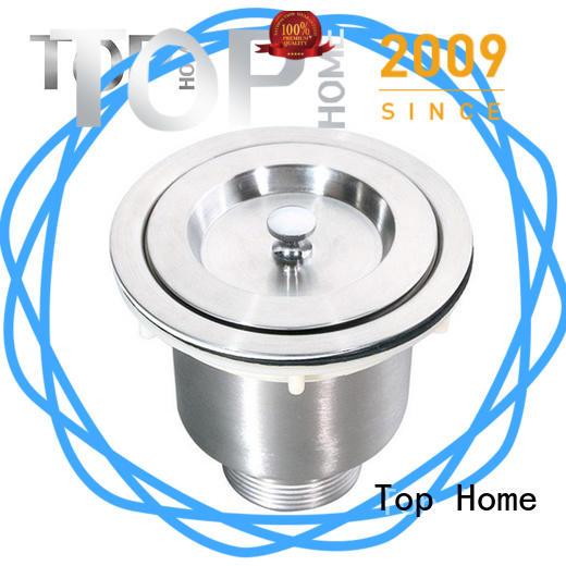Top Home steel sink strainer basket easy installation villa