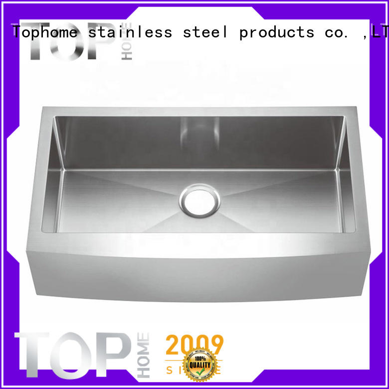 Top Home apron front sink supplier for restaurant