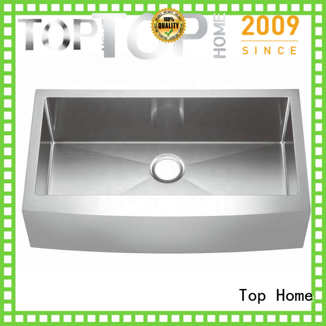 good quality stainless apron sink th3220a dewatering rapidly for countertop