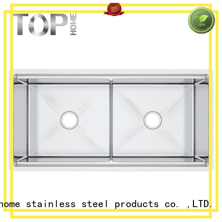 Top Home corners workstation kitchen sink metal outdoor countertop