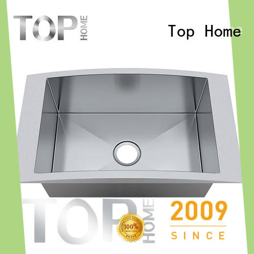 utility top mount stainless steel sink gauge easy cleaning kitchen