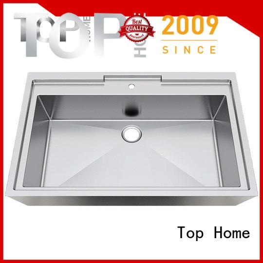 Modern stylish stainless steel undermount bathroom sink 304 wholesale for bathroom
