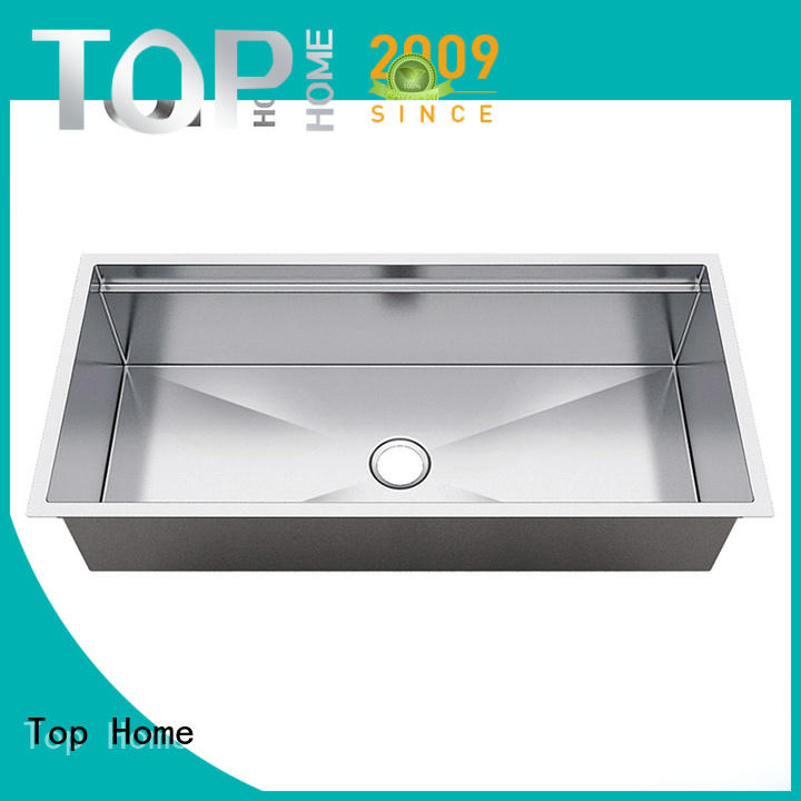 double bowl stainless steel kitchen sink kitchen Bulk Buy handmade Top Home