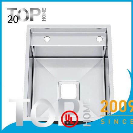 Top Home gauge top mount apron sink easy installation kitchen