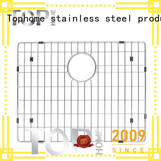 Stainless steel kitchen sink bottom grid price in different size for cooking