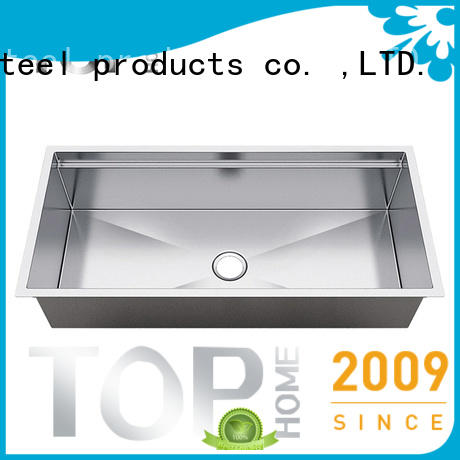 Top Home convenience stainless steel under mount sink for sale for restaurant