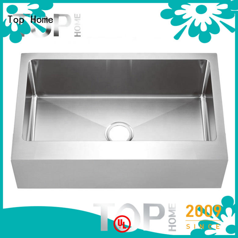 above apron sink durable for countertop Top Home