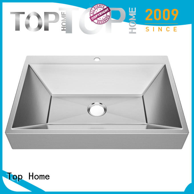 good quality stainless steel sink easy wholesale for Lavatory