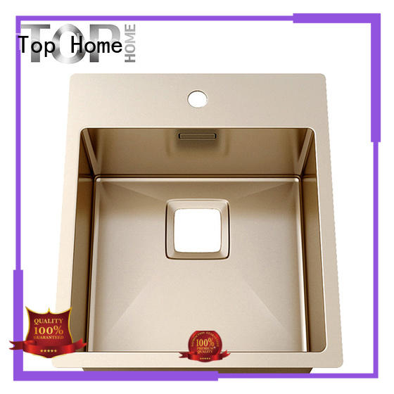 Top Home steel stainless steel kitchen sink price factory price