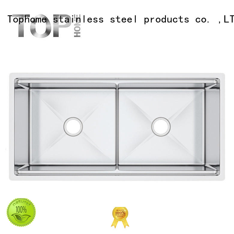 drop double bowl undermount sink clean for restaurant Top Home