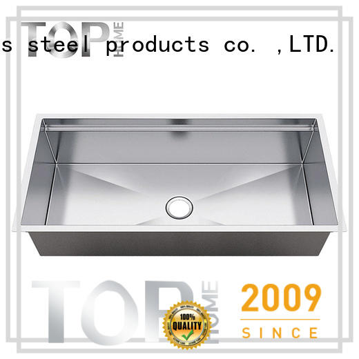 durable stainless steel under mount sink round for sale for countertop