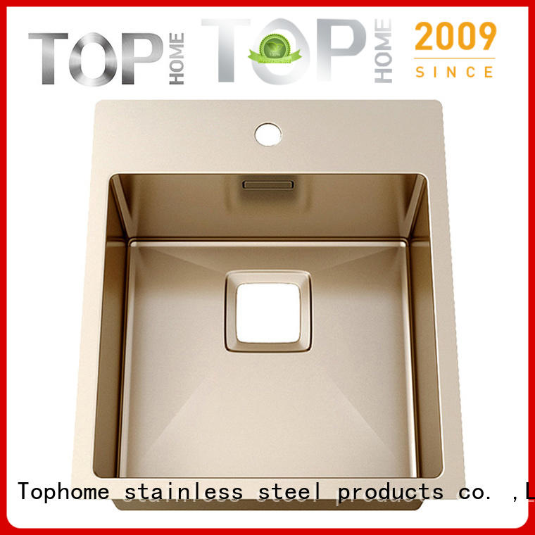 Top Home apron kitchen basin metal for kitchen
