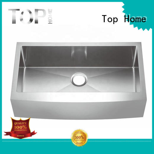 above farmhouses stainless OEM apron sink Top Home