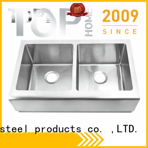perfect stainless steel apron sink thapr3620c supplier for kitchen