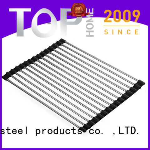 good quality draining rack steel manufacturer for kitchen