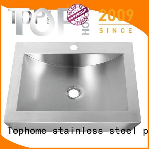 Top Home design bathroom basin corner