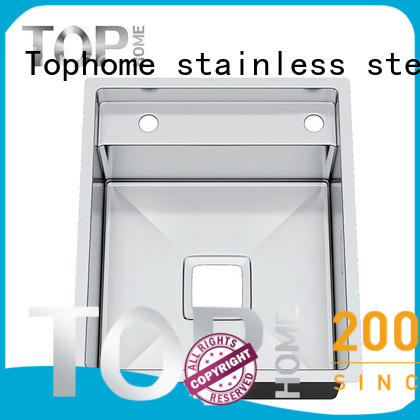 Top Home double stainless sink online farmhouse