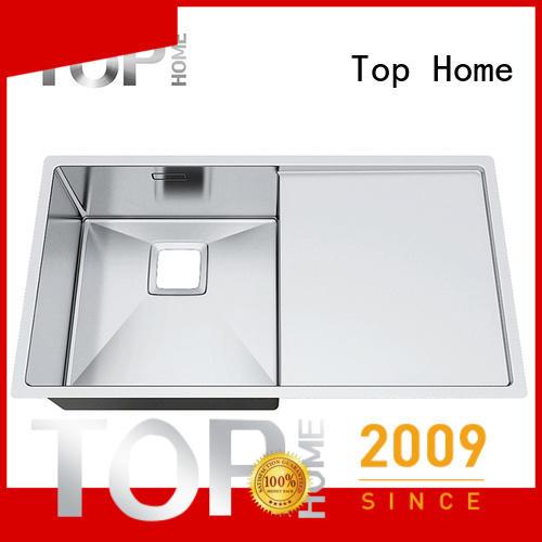 utility top mount stainless steel sink single easy installation farmhouse