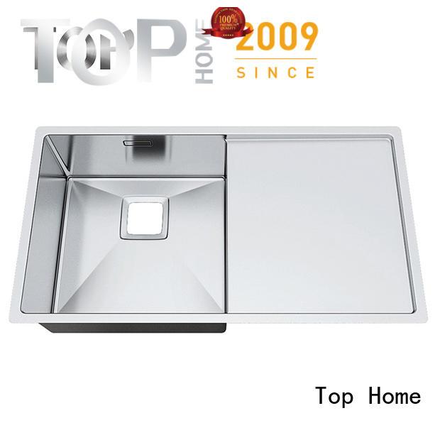 Top Home steel top mount sink for sale villa