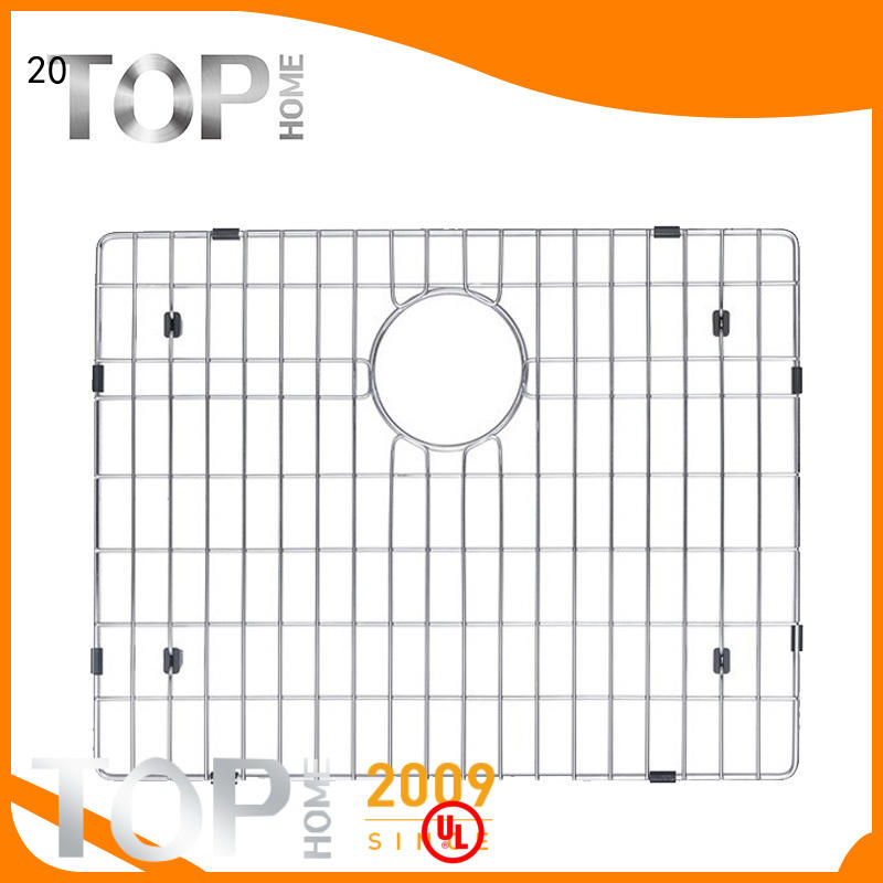 good quality sink protector mat steel for daying restaurant