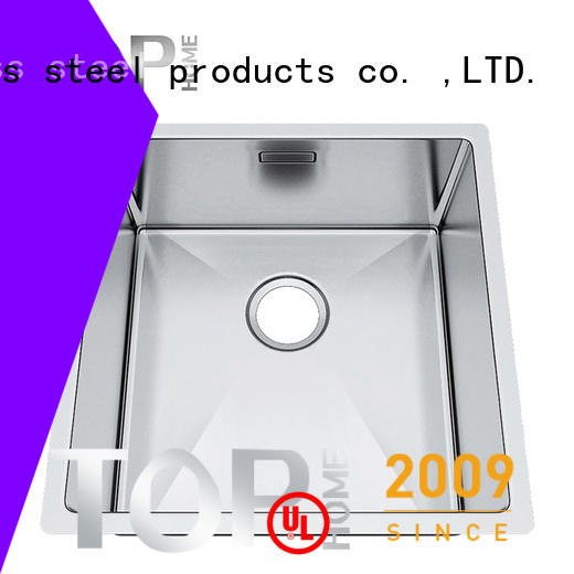 Top Home utility commercial stainless steel sink convenience outdoor countertop