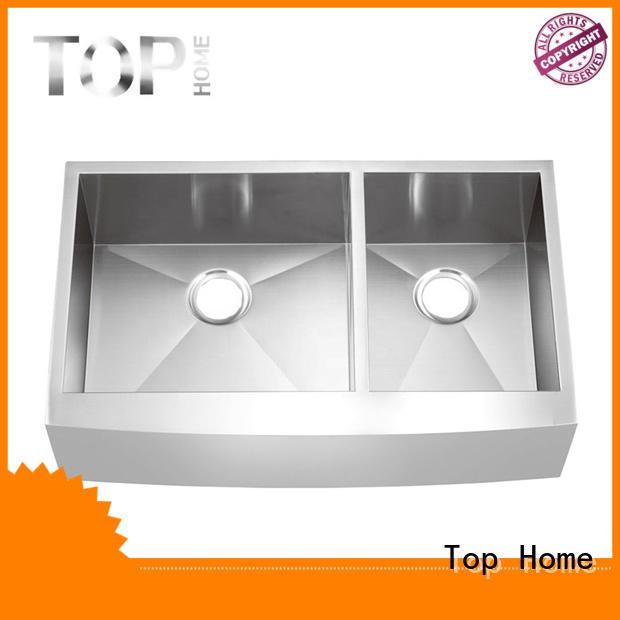easy installation apron front kitchen sink allinone supplier for restaurant