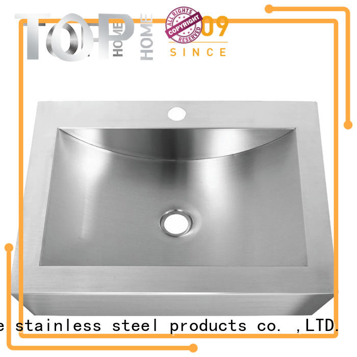 Top Home apbr3222s stainless steel bathroom sink wholesale for washroom
