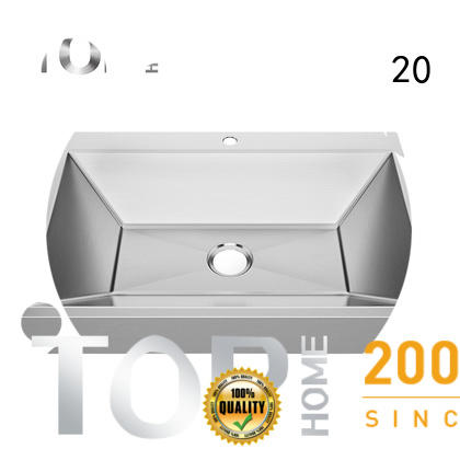Top Home good quality stainless bathroom sink fixtures