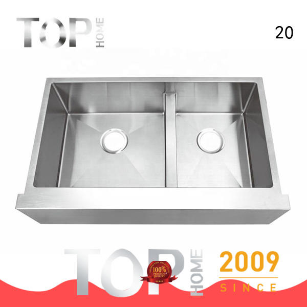 stainless steel apron sink apr3019c durable for kitchen