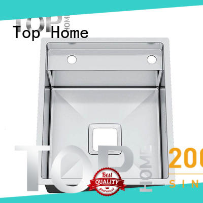 Top Home Double Bowls top mount apron sink for sale cook