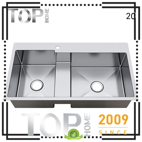 Top Home 38 top mount sink online farmhouse