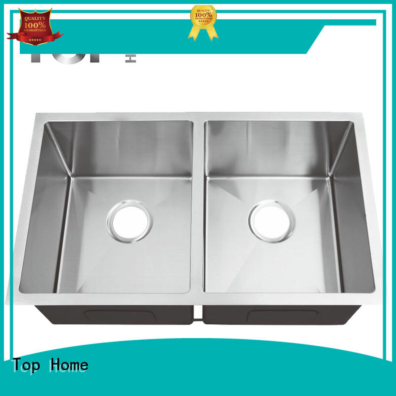 Top Home good quality undermount farmhouse sink highest quality kitchen