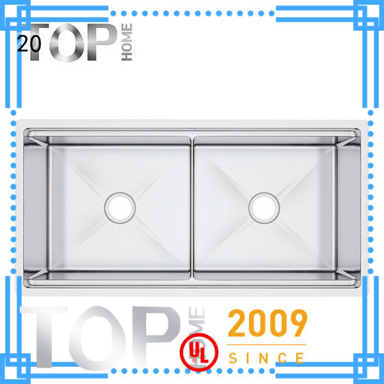 durable stainless steel sink round metal for cooking