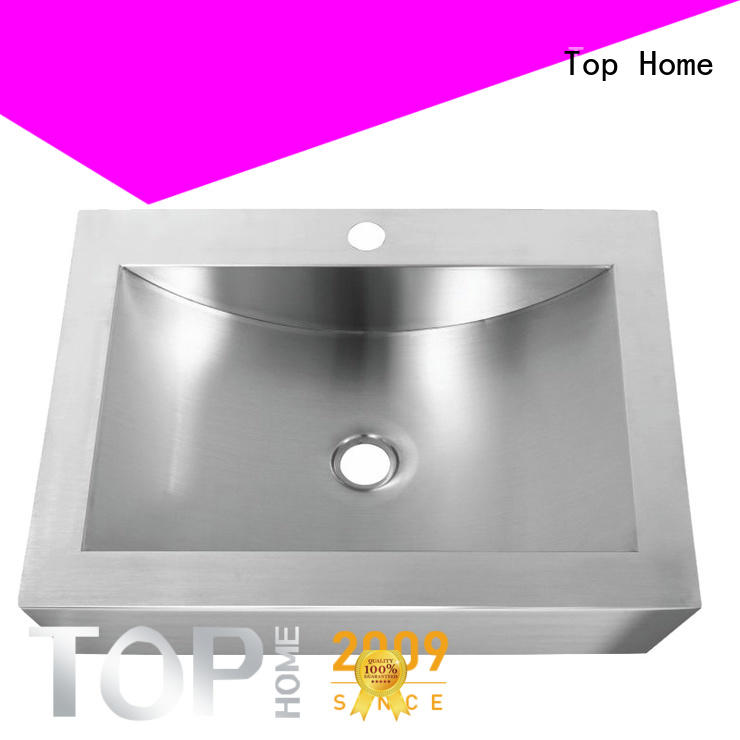 Top Home pedestal washing bar sink basin toilet